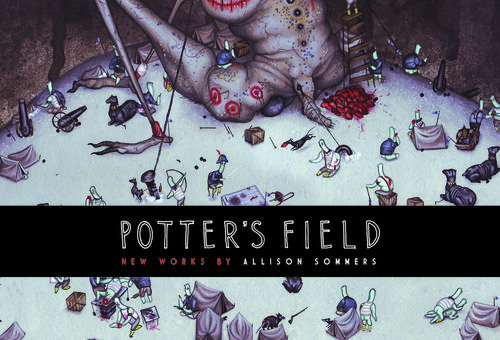 Potter's field card